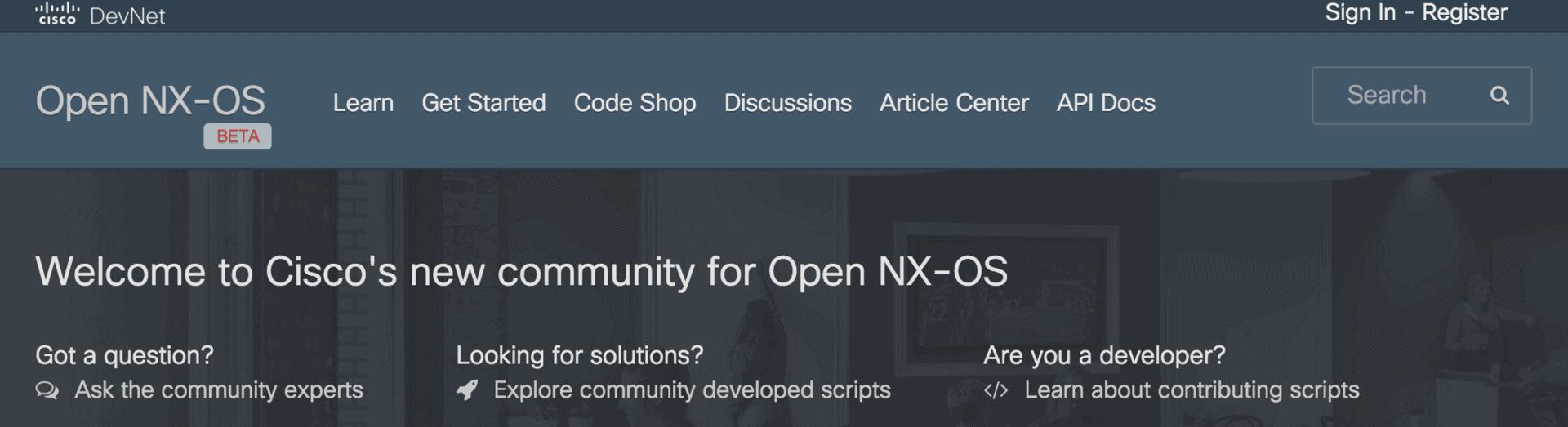 OpenNXOS