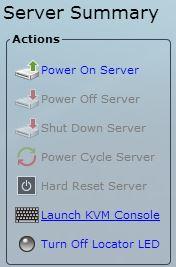 UCS KVM Console