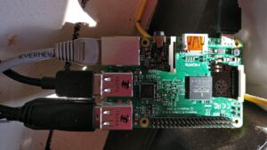 My Raspberry Pi Mode 2b