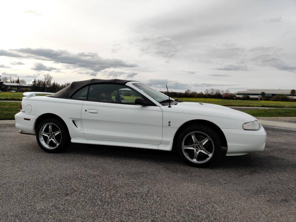 Ford Mustang Cobra 1998
