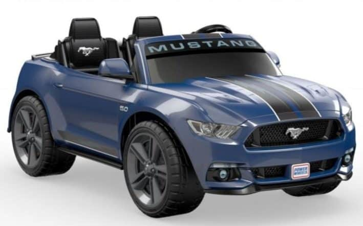 Ford Mustang Small