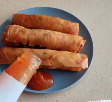 Vietnamese Loempia Result