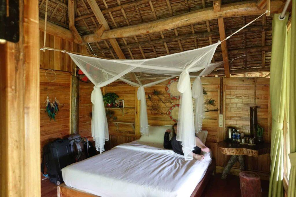 Pu Luong RiveSide Lodge