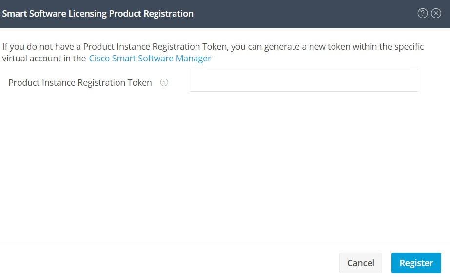 HX Token for License Registration
