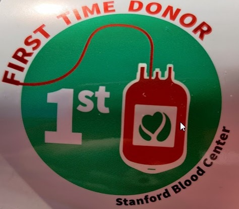 Fist Time Donor